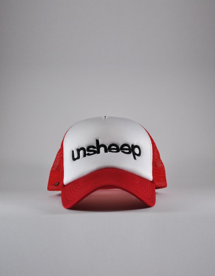 Unsheep Red Cap