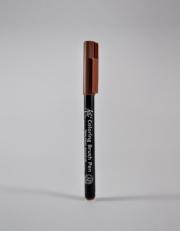 Koi Brush Pen Brown