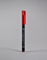 Koi Brush Pen Red